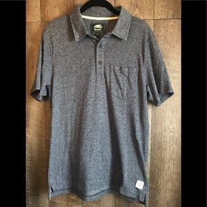 Roots Collar Shirt Medium